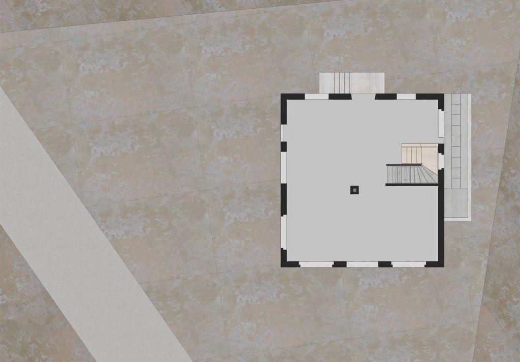 Aufstockung und Erweiterung Wohnhaus Windisch   Grundriss ohne Abbrüche