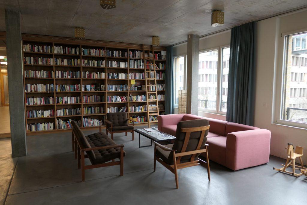Partizipation Effingerhof Foyer Beispiel Kalkbreite